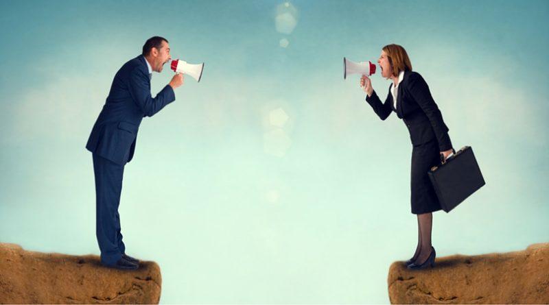 Das Drama-Dreieck: Wie Sie einen Konflikt eskalieren lassen