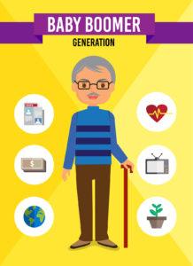 Baby Boomer Generation Interessen