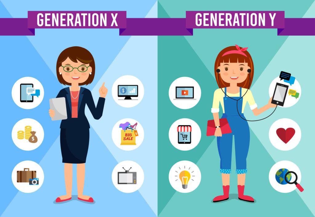 Generation Y, Generation X erfolgreich managen.jpg