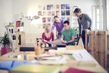 Culture - Gemeinsam innovativ: Kreativität im Team