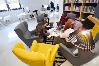 Cultural Change Büro Arbeitsplatz gestalten