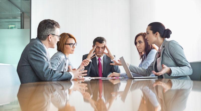 Konflikte im Team