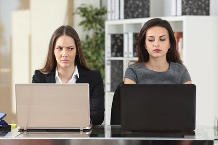 Konflikte zwischen einzelnen Mitarbeitern