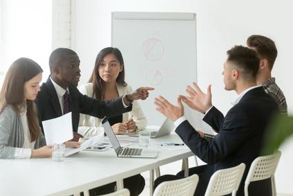 Streit und Konflikte im Team