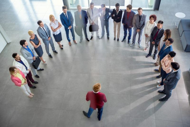 Mitarbeiterbefragung Unternehmenskultur