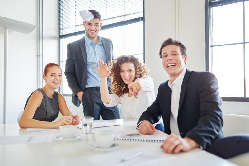 Unternehmenskultur Team Employer Branding
