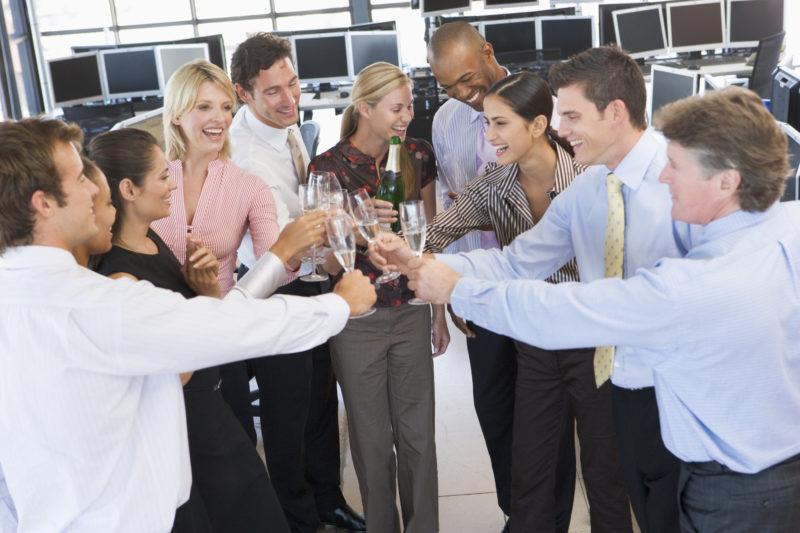 Unternehmenskultur Teamwork