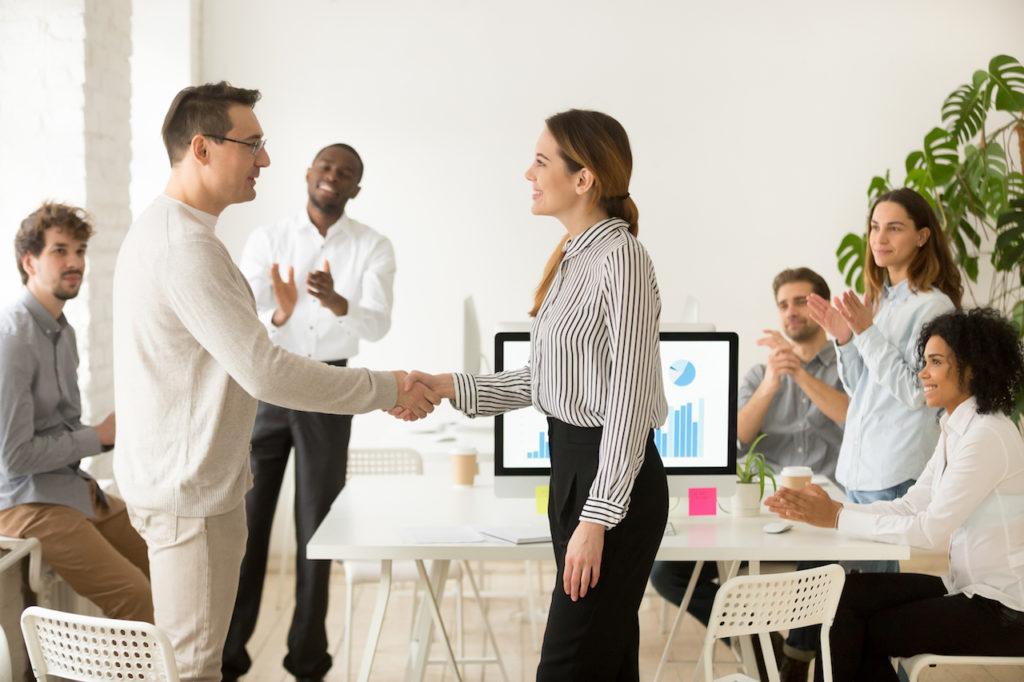 Positive Unternehmenskultur