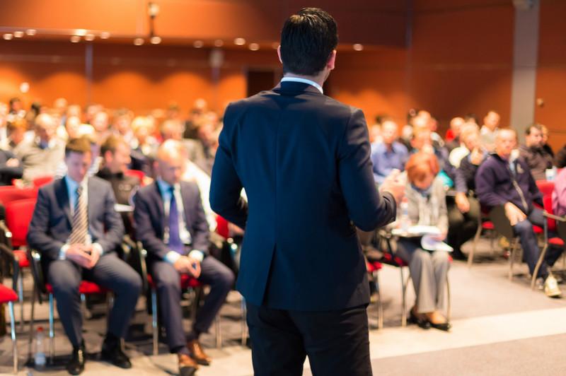Mitarbeiterversammlung agile Transformation
