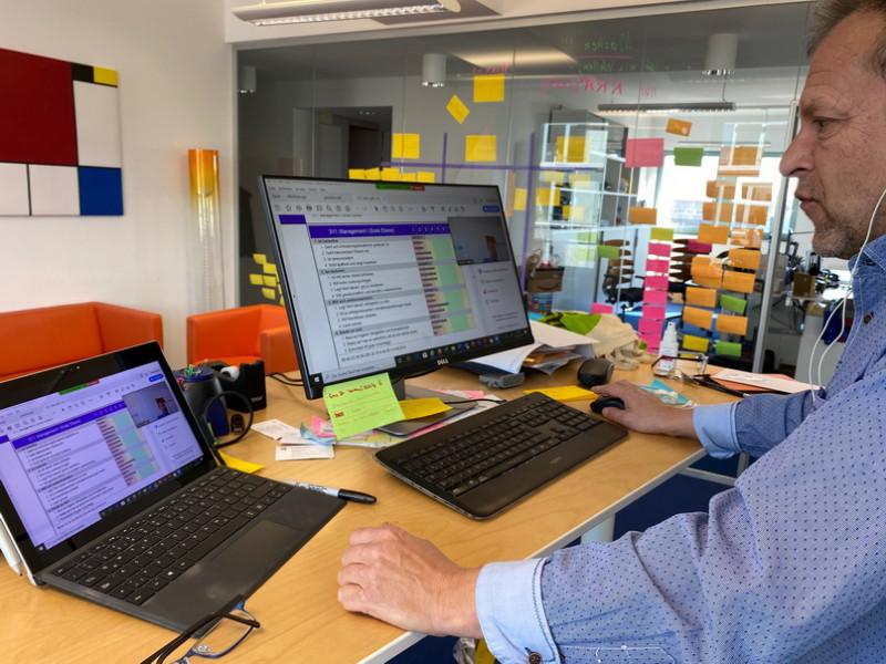 Vorbereitung Online Meeting