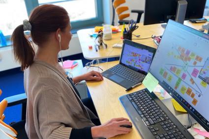 Online Brainstorming