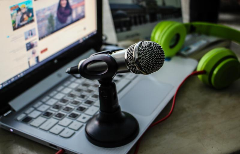 Externes Mikrophon