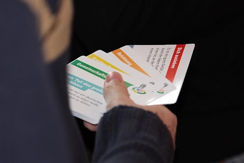 Karten Wertemanagement