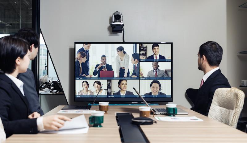 Meeting virtuell